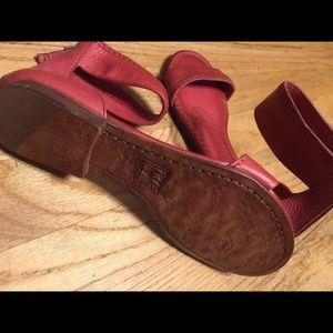 Frye Shoes - Frye Carson Ankle Zip Sandal